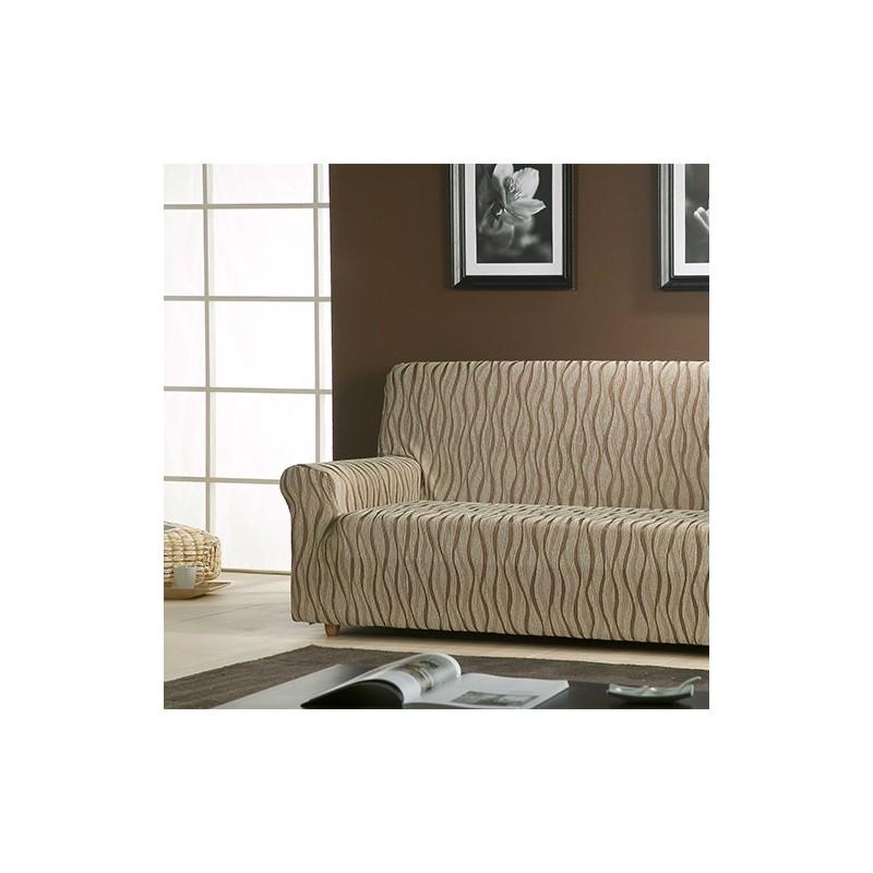 Funda sofa el stica modelo andromeda de v hogar - Fundas elasticas para sofa ...