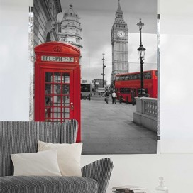 Estor Enrollable LONDON de Zebra textil
