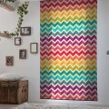 Estor Enrollable DAFNE de Zebra textil