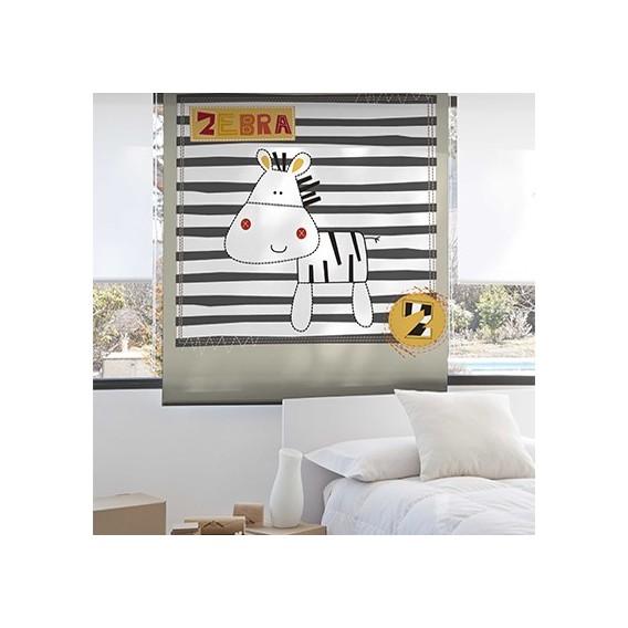 Estor Enrollable Estándart 3203 de Zebra textil