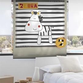 Estor Enrollable Estándar 3203 de Zebra textil para el hogar