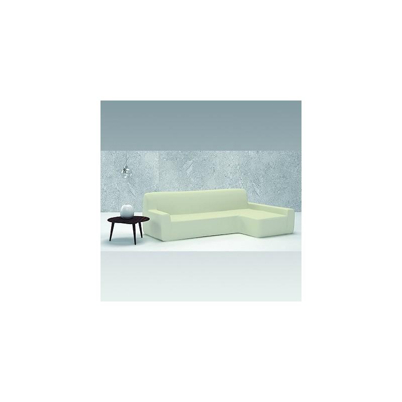 Funda sof biel stica chaise longue modelo viena belmarti - Funda sofa chaise longue ...