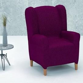 Funda bielástica sillón orejero mod.- VIENA