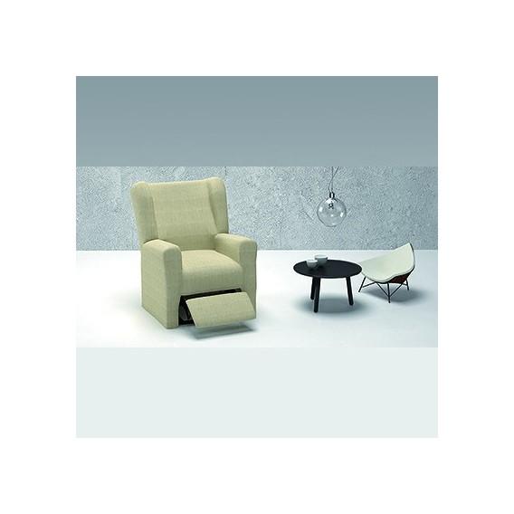 Funda elástica sillón relax orejero mod.- TANIA