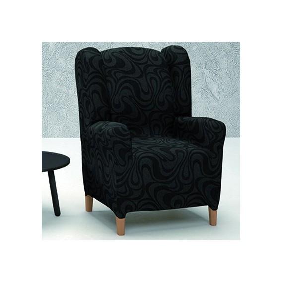 Funda elástica sillón orejero mod.- DANUBIO