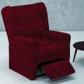 Funda elástica sillón relax orejero mod.- DANUBIO