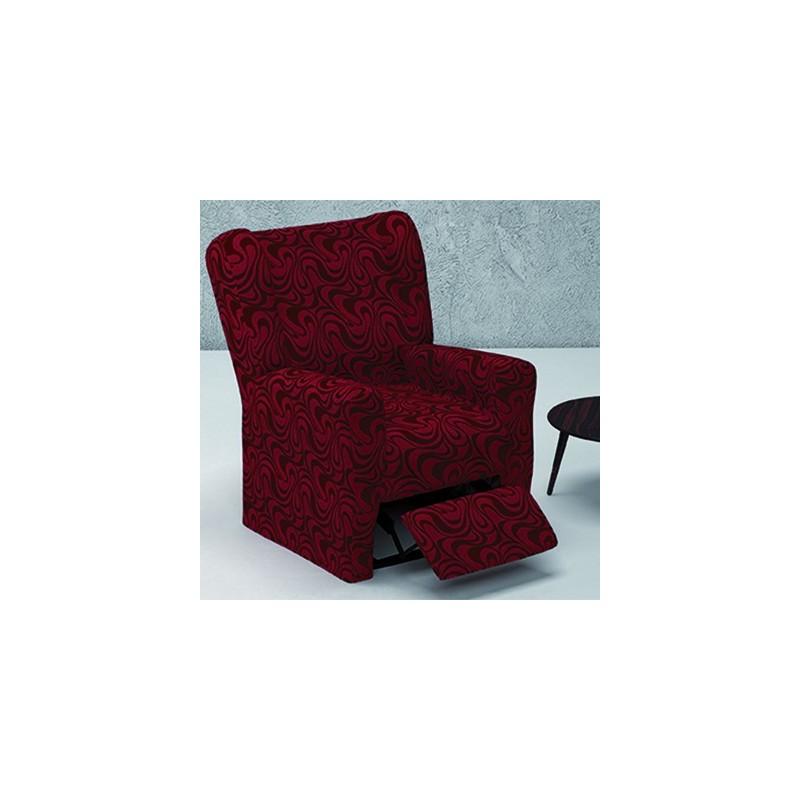 Funda el stica sill n relax orejero mod danubio - Fundas elasticas para sillones ...