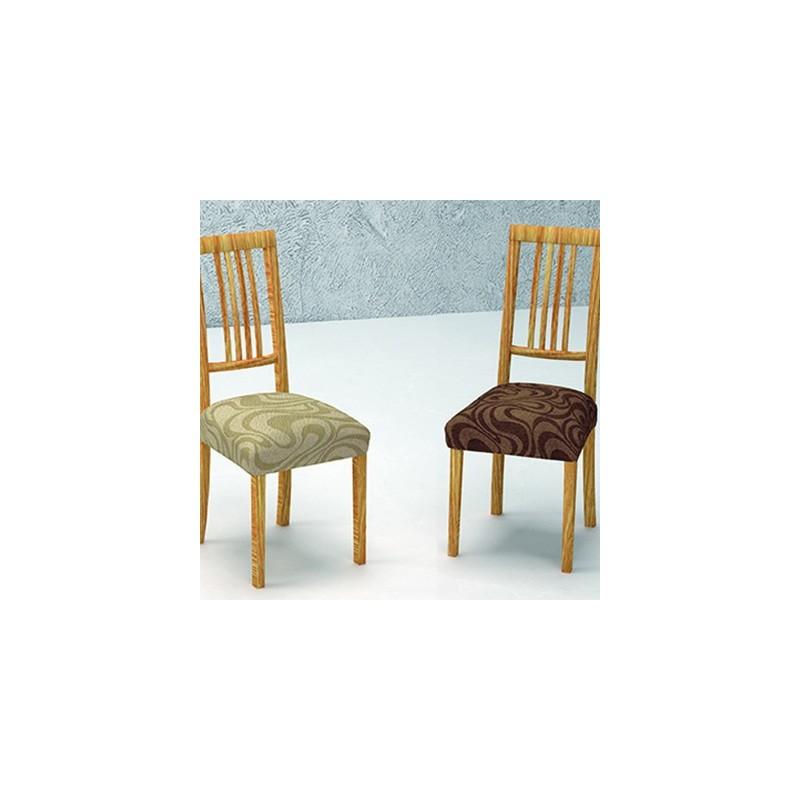 Funda el stica silla modelo danubio - Fundas elasticas para sillas ...
