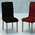 Funda elástica silla con respaldo mod.- DANUBIO
