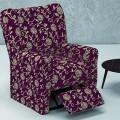 Funda elástica sillón relax orejero mod.- ACAPULCO
