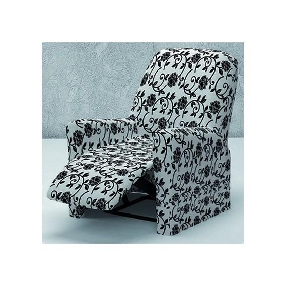 Funda elástica sillón relax completo mod.- ACAPULCO