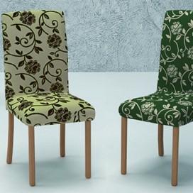Funda elástica silla con respaldo mod.- ACAPULCO