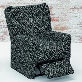 Funda elástica sillón relax orejero mod.- GRECIA