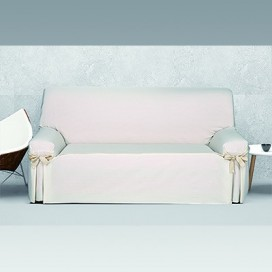 Funda de sofá con lazos Mod.- PRAGA