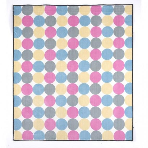 Alfombra infantil FB.02 D94 de Textils Mora V.Hogar