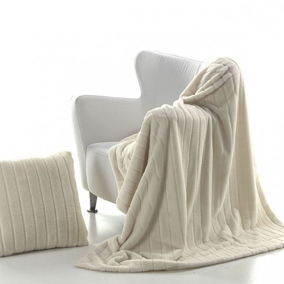 Manta VENUS PLUS C85 de Textils Mora V.Hogar