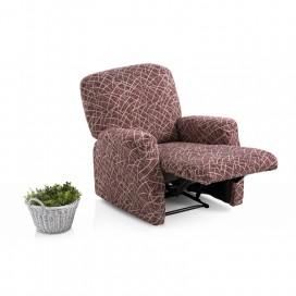 Funda elástica sillón relax completo modelo GRECIA by Belmarti