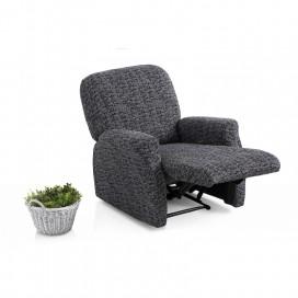 Funda elástica sillón relax completo modelo MALTA by Belmarti