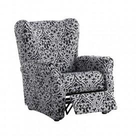 Funda elástica sillón relax orejero modelo BOHEMIA by Belmarti
