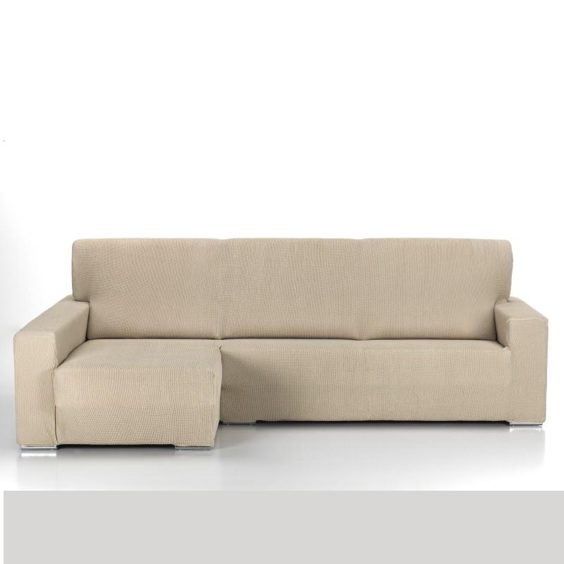 Funda sof biel stica chaise longue milan by belmarti - Funda sofa chaise longue ...
