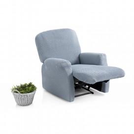 Funda bielástica sillón relax completo MILAN By Belmarti