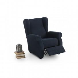 Funda bielástica sillón relax orejero MILAN By Belmarti