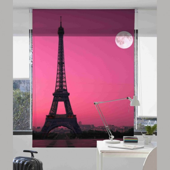 Estor Digital EIFFEL U-515 by Zebra Tex. V.Hogar