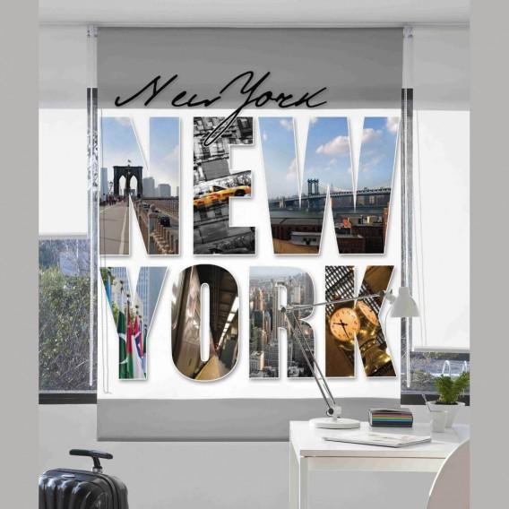 Estor Digital NEW YORK U-526 by Zebra Tex. V.Hogar