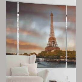 Estor Digital EIFFEL U-550 by Zebra Tex. V.Hogar