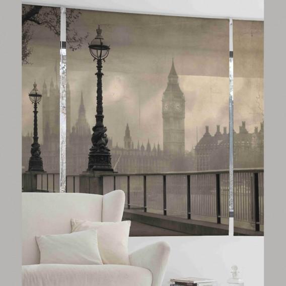 Estor Digital LONDRES U-559 by Zebra Textil para decoración del hogar