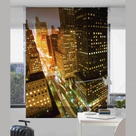 Estor Digital NEW YORK U-566 by Zebra Textil para oficinas