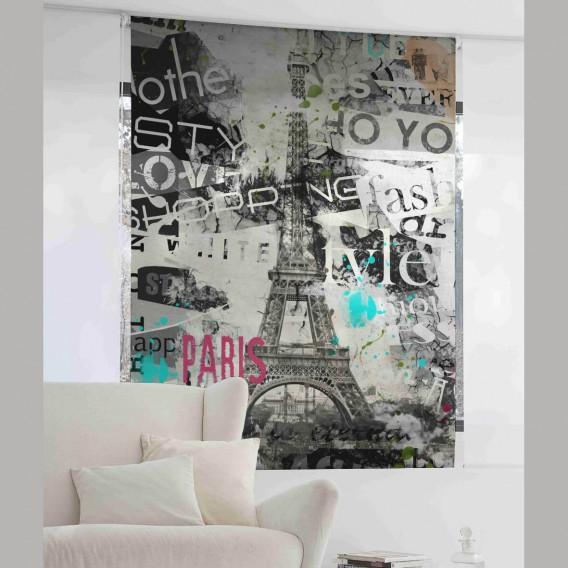 Estor Digital PARIS U-588 by Zebra Tex. V.Hogar