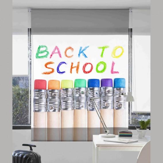 Estor Digital Infantil SCHOOL I-2050 by Zebra Tex. V.Hogar