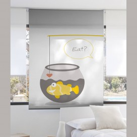 Estor Digital Infantil EAT? I-2087 by Zebra Tex. V.Hogar