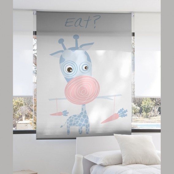 Estor Digital Infantil EAT? I-2088 by Zebra Tex. V.Hogar