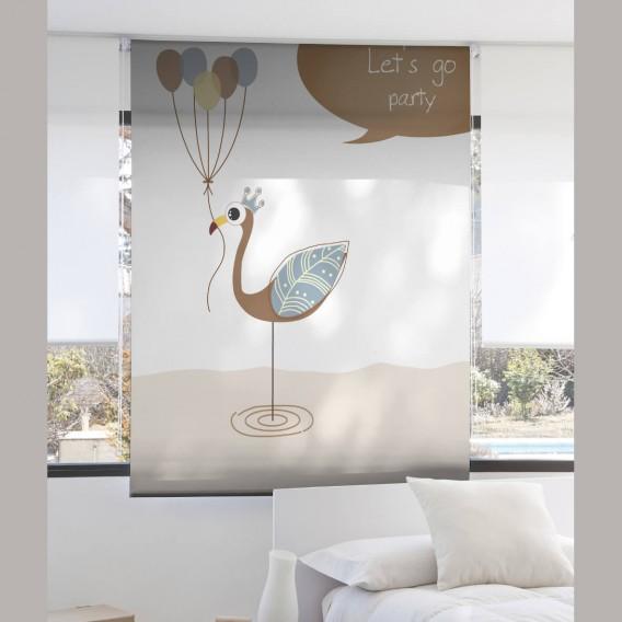 Estor Digital Infantil DREAMS I-2117 by Zebra Tex. V.Hogar