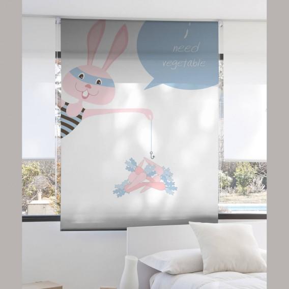 Estor Digital Infantil I NEED I-2143 by Zebra Tex. V.Hogar