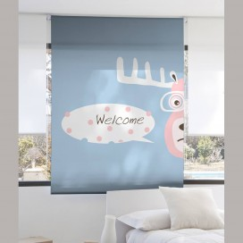 Estor Digital Infantil WELCOME I-2146 by Zebra Tex. V.Hogar
