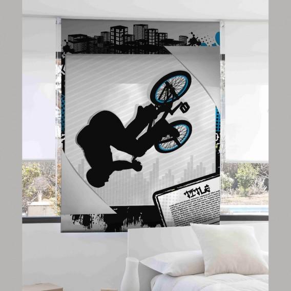 Estor Digital CYCLING 2 J-2510 by Zebra Tex. V.Hogar