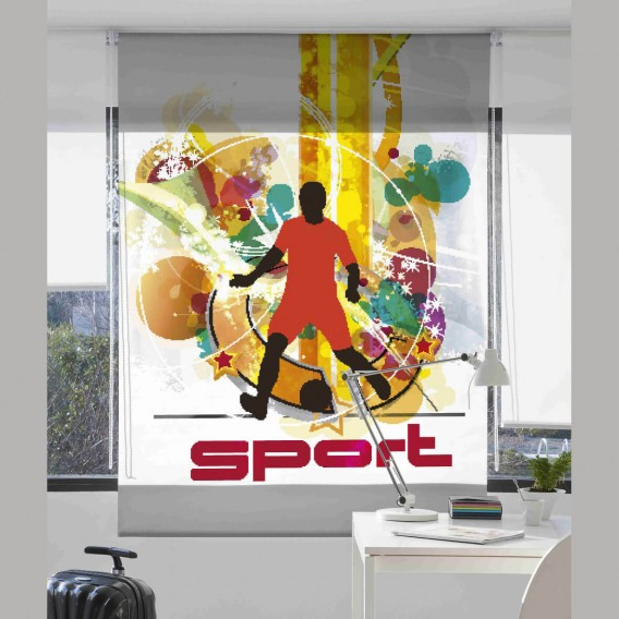 Estor Digital SPORT 2 J-2516 by Zebra Tex. V.Hogar