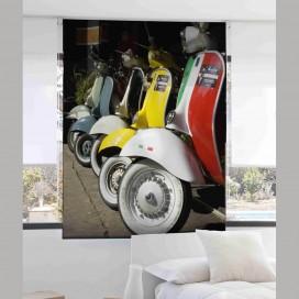 Estor Digital VESPAS COLORES V-3505 by Zebra Tex. V.Hogar
