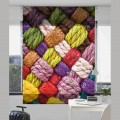 Estor Digital WOOL COLORS V-3546 by Zebra Tex. V.Hogar
