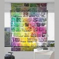 Estor Digital WALL COLORS V-3618 by Zebra Tex. V.Hogar