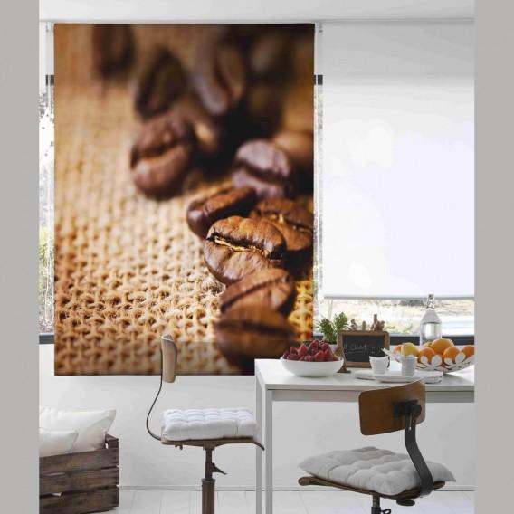 Estor Digital GRANOS DE CAFÉ C-1228 by Zebra Tex. V.Hogar