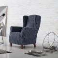 Funda elástica sillón orejero ANDROMEDA By Zebra Textil V.Hogar