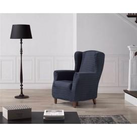 Funda elástica sillón orejero VEGA By Zebra Textil V.Hogar