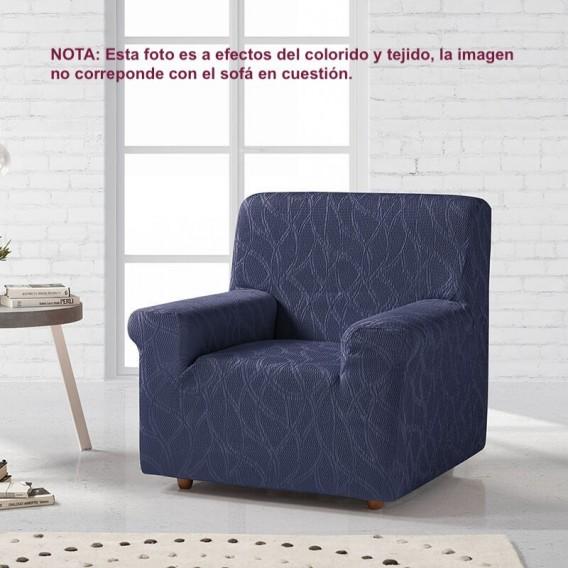 Funda elástica silla con respaldo ALEXIA By Zebra Textil V.Hogar