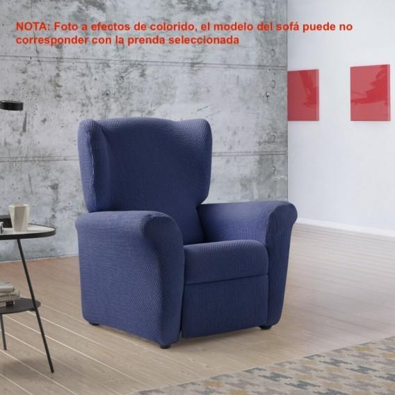 Funda bielástica sillón orejero Z-51 By Zebra Textil V.Hogar