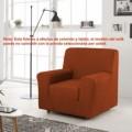 Funda elástica sillón orejero BERTA By Zebra Textil V.Hogar