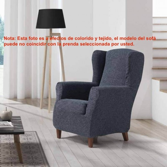 Funda elástica sillón orejero ORION By Zebra Textil V.Hogar